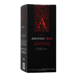 Apothic wines all types